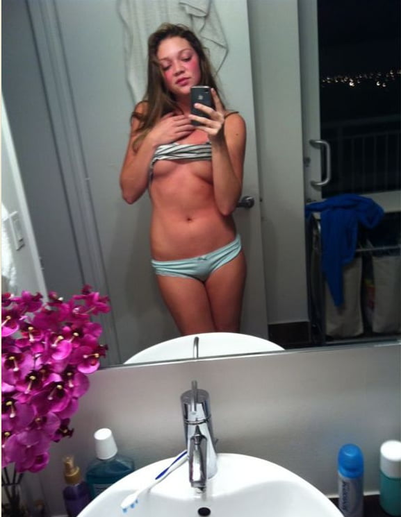Young Skinny Teen