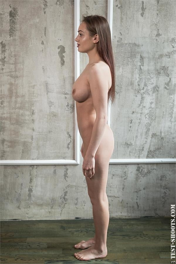 Sophy Angel petite adult model exclusive nude casting